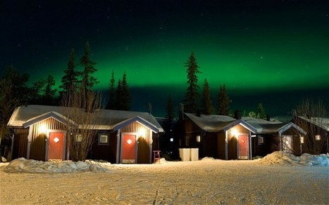 The Northern Lights: Trip of a Lifetime | CLOVER ENTERPRISES ''THE ENTERTAINMENT OF CHOICE'' | Scoop.it