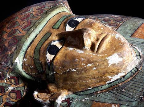 'New' Luxor mummy is 3,600 years old | mesopotamia | Scoop.it