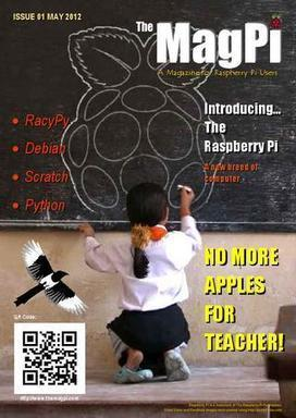 The MagPi - A Magazine For Raspberry Pi Users | eLearning tools | Scoop.it