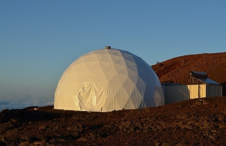 Six People Are Locked in a Dome on a Volcano, Pretending to Live on Mars | Linguagem Virtual | Scoop.it