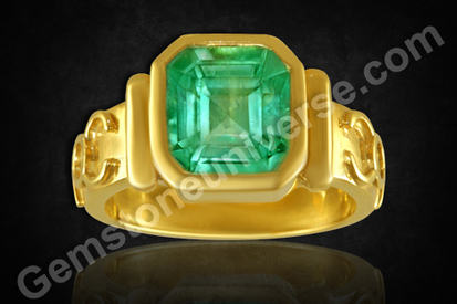 Natural emerald Jyotish gem for mercury powers |Gemstoneuniverse | Jyotish Gemstones and Planetary Gemology | Scoop.it