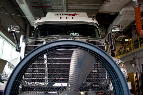 E.P.A. Proposal to Regulate GHG Emissions and Fuel Economy for HD Trucks | Green & Sustainable News | Scoop.it