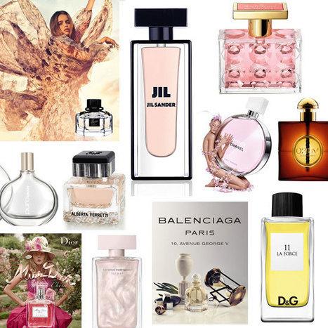 العلامات التجارية العطور | التسوق عبر الإنترنت لأحدث اتجاهات الموضة | Scoop.it