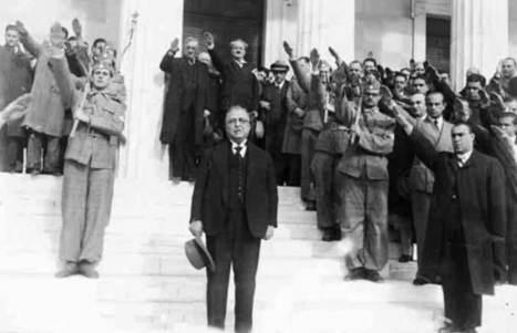 Γιατί ο Μεταξάς ΗΤΑΝ φασίστας! | Ιστορία | Scoop.it