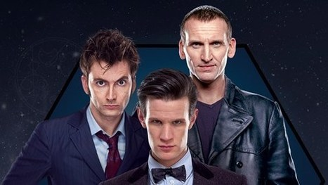 Doctor Who: The Complete Series 1-7 Blu-ray Boxset! - Doctor Who UK Webzine | Whovian World | Scoop.it