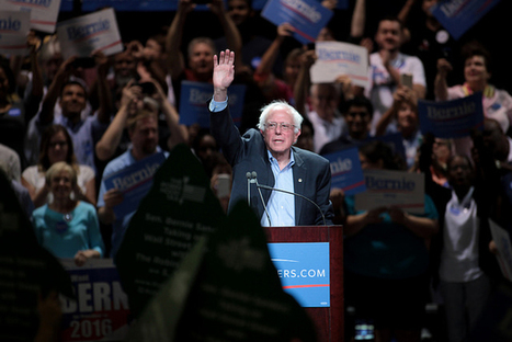 How Bernie Sanders' Grassroots Fundraising Machine Is Defying the 2016 ''Billionaire Primary'' | Global politics | Scoop.it