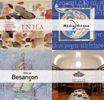 Quatre nouvelles bibliothèques numériques rejoignent Gallica - gallica - BnF | Outils et  innovations pour mieux trouver, gérer et diffuser l'information | Scoop.it