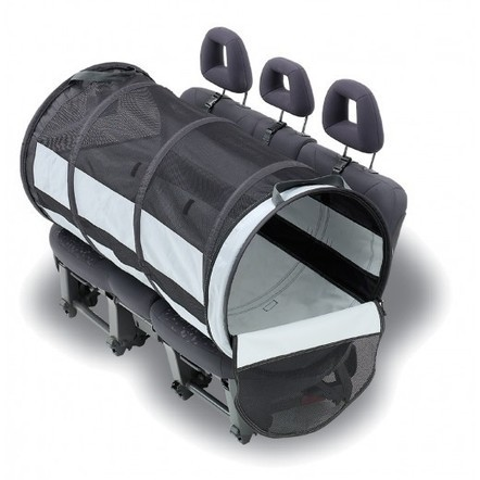 Lightweight PetEgo Pet Tube Car Kennel | All About Pet Accesories | Scoop.it