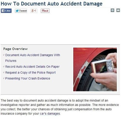Auto Accident Lawyer in New Orleans Imparts Advice on Injury Claims | The Lambert Firm | Scoop.it