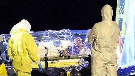 Aíslan a otras tres personas por posible contagio de ébola en Madrid | Hermético diario | Scoop.it