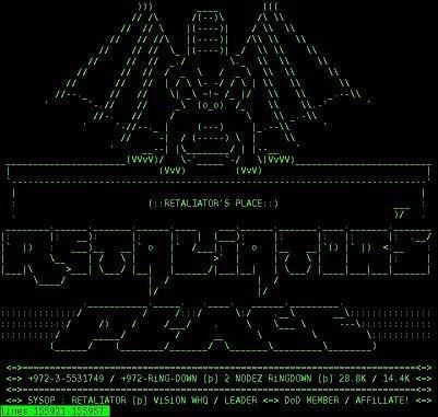 Penguin Pete's Blog   ASCII Art   Scoop.it