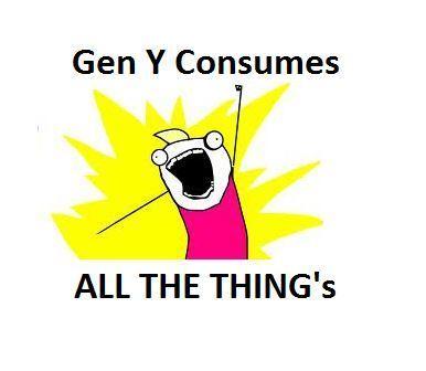 Gen Y -  BUYS EVERYTHING | Make Video Blogs & Make Money! | Scoop.it