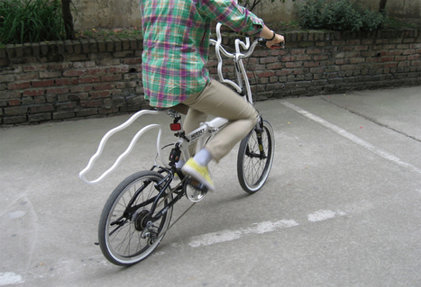 'horsey' by eungi kim - 'seoul cycle design' competition shortlist revealed | OK, that's just weird! | Scoop.it