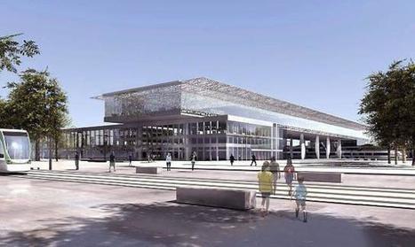 Transports. La mezzanine de Ricciotti signe la gare du futur à Nantes | BONHOMME BATIMENTS INDUSTRIELS | Scoop.it