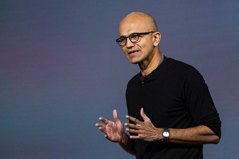 Microsoft's Rule-Breaking Vision of a Future With Countless Devices | The Innovation Economy | Scoop.it