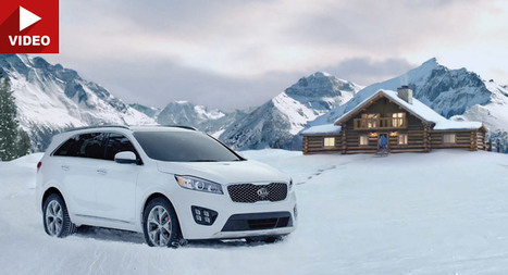 Carscoops: KIA Super Bowl Ad Takes Pierce Brosnan On An Adventure | Consumer Automotive News | Scoop.it