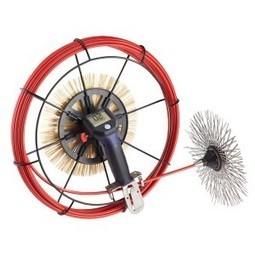 Canne de ramonage flexible camera pour inspec - Canne de ramonage ...