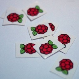 We're testing our new shop – come and buy a sticker! | Raspberry Pi | Scoop.it