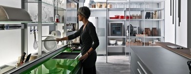 ERGONOMICS IN THE KITCHEN « Altalinea | Kitchen Planning | Scoop.it