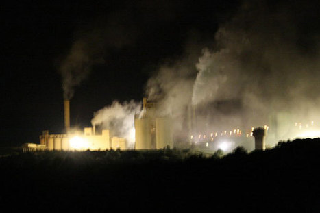 La cimenterie de Sour El Ghozlane sera dotée d'un filtre électronique avant la fin 2013 - Environnement Algérie | Sam Blog | N'imitez pas, innovez | Scoop.it