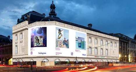 Instagram choisit la France pour sa toute première campagne publicitaire | RESEAUX SOCIAUX | Scoop.it