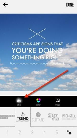 2 Effortless Ways to Create STUNNING Social Media Images on Your Smartphone | Indoor Rowing | Scoop.it