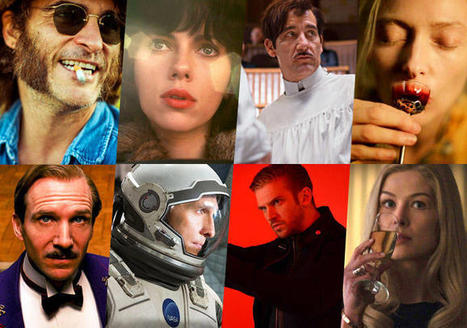 The Playlist's 15 Best Film Scores Of 2014 - Indie Wire (blog) | Books, Photo, Video and Film | Scoop.it