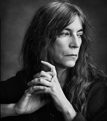 Patti Smith on Music, Poetry, and (maybe) Retiring to Coney Island | Pure Poetry | Scoop.it
