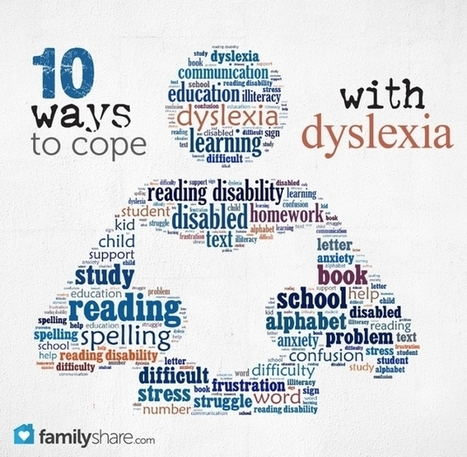 10 ways to cope with dyslexia | AdLit | Scoop.it