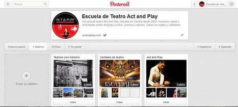 Pon un Tablero de Pinterest en tu Empresa   ¿Qué es la curaduría de contenidos?   Scoop.it