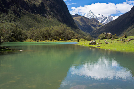 The Cordillera Blanca, a Trekking Paradise | Trekking | Scoop.it
