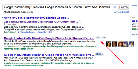 +Like Browser Extension Pretty Much Eliminates The Need For Google+1 | Social media marketing | Scoop.it