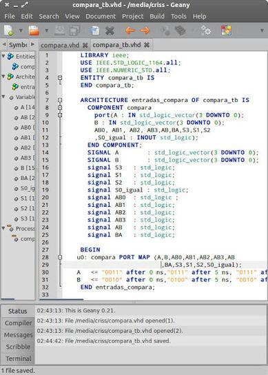 Cómo trabajar con vhdl usando software libre | Usemos Linux | Herramientas Multimedia Educativas | Scoop.it