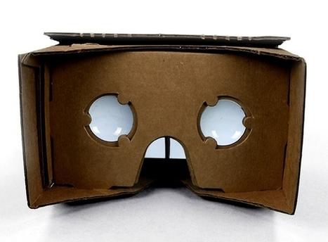 Réalité virtuelle, magie en carton | Écrans et dispositifs écraniques émergents | Scoop.it