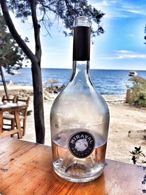 酒款名称:法国米哈瓦酒庄桃红葡萄酒(Chateau Miraval Rose, Cotes de Provence France) | 葡萄酒,香槟,维塔贝拉新闻 | Scoop.it
