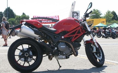 World Ducati Week 2014  - The Telegraph | Ductalk Ducati News | Scoop.it