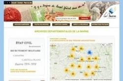 Les registres matricules de la Marne sont en ligne | actualités HG | Scoop.it