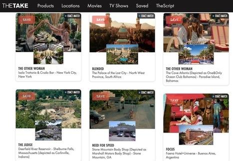 The Take. Découvrez les lieux et les objets de vos films préférés - Les Outils du Web | Internet software app tools and other | Scoop.it
