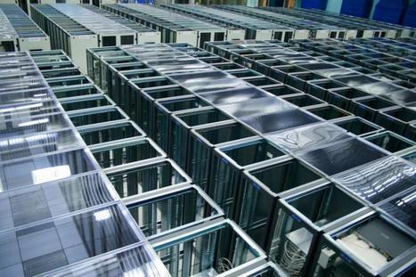 El centro de procesado de datos del CERN supera los 100 petabytes | El Cern y la Grid | Scoop.it