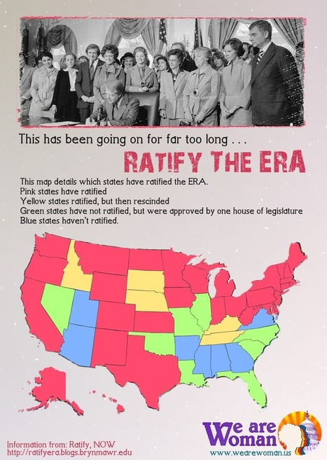Ratify ERA | Coffee Party Feminists | Scoop.it