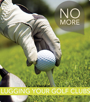 Shipping Golf Clubs | LugLess | Shipping Baggage in advance | Scoop.it