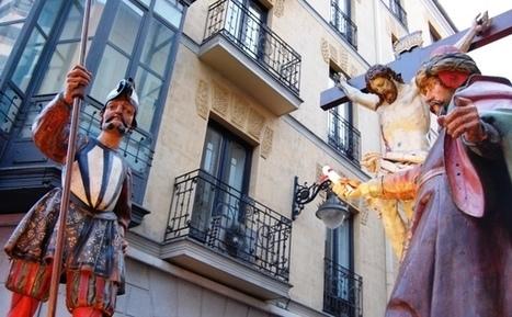 La Semana Santa de Valladolid en siete iglesias del centro | expreso - diario de viajes y turismo | Mexicanos en Castilla y Leon | Scoop.it