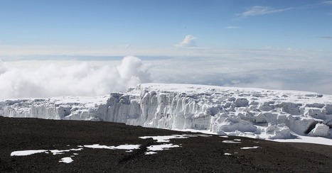 Kilimanjaro's Shrinking Glaciers Could Vanish by 2030   My Road to Kilimanjaro   Scoop.it