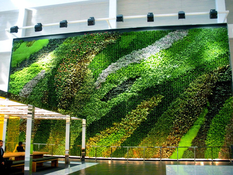 Green Wall training in NYC next week ... with bonus tour! | Vertical Farm - Food Factory | Scoop.it