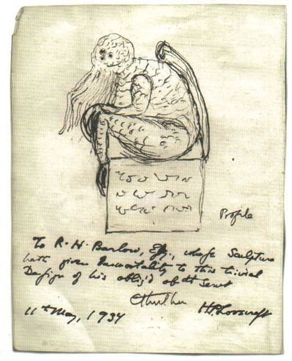 Celebrating The Life & Birthday of H. P. Lovecraft | Gothic Literature | Scoop.it