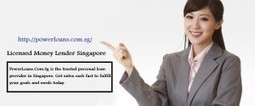 Licensed Money Lender in Singapore | love | Scoop.it