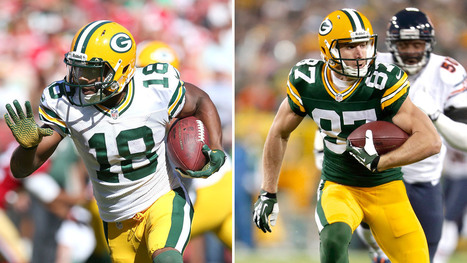 Who's a No. 1 WR: Cobb? Nelson? Both? - ESPN (blog) | Sports | Scoop.it