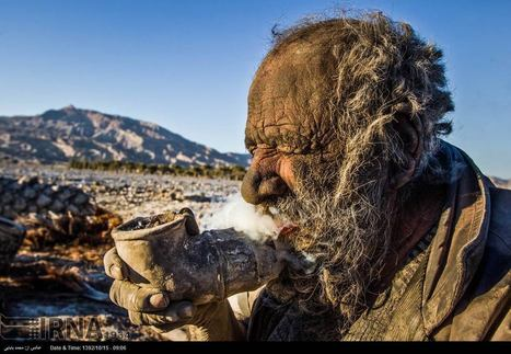 Iranian man goes 60 years without a bath | Troy West's Radio Show Prep | Scoop.it