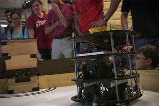 Une bataille de robots à l'université de Stanford [Video] | 21st Century Innovative Technologies and Developments as also discoveries, curiosity ( insolite)... | Scoop.it
