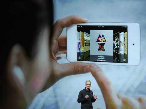 Apple Dominates Mobile Video - Business Insider   Digital   Scoop.it